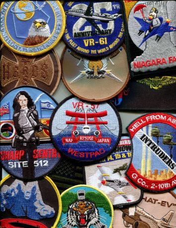 Custom Patches by Plane Crazy Enterprises