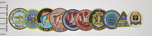 Naval Air Station Nas Key West Florida Large Version Patch